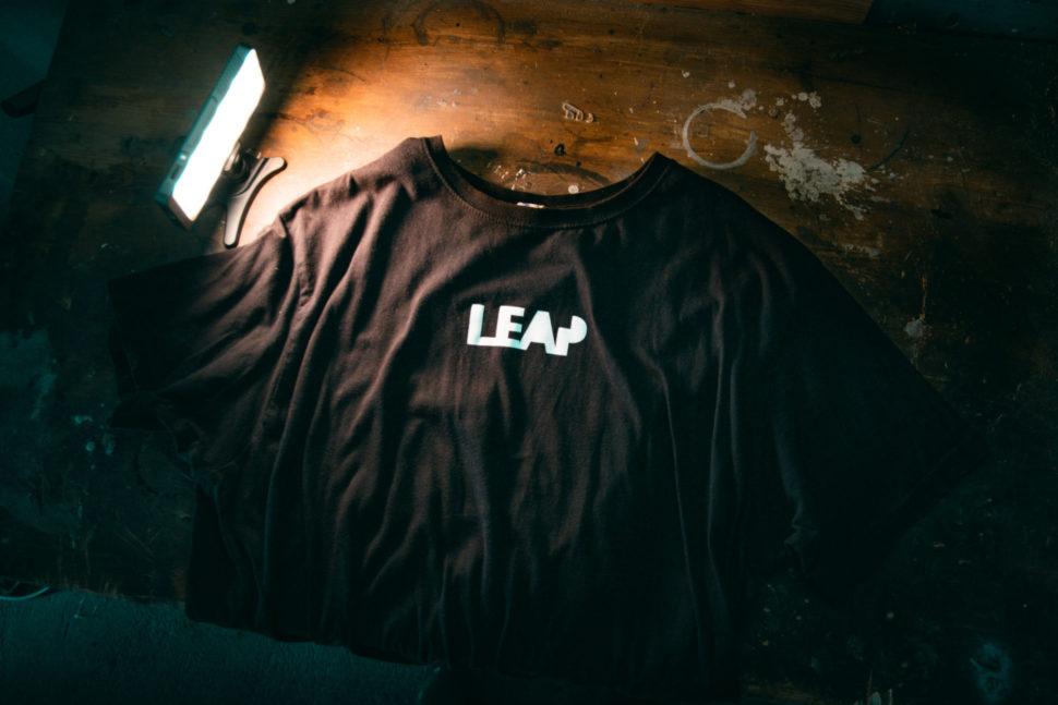 leap parkour oblečení