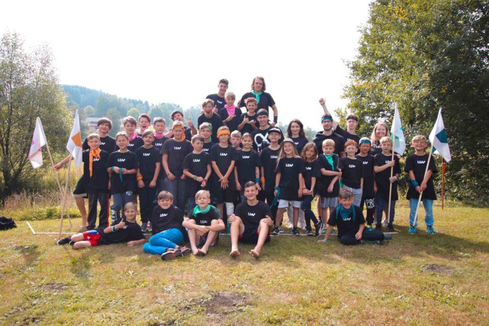 leap camp 2018